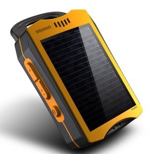 Picture of Solar Personal Tracker